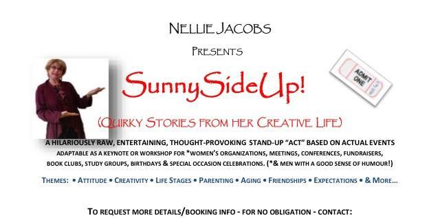 SunnySideUp promo card