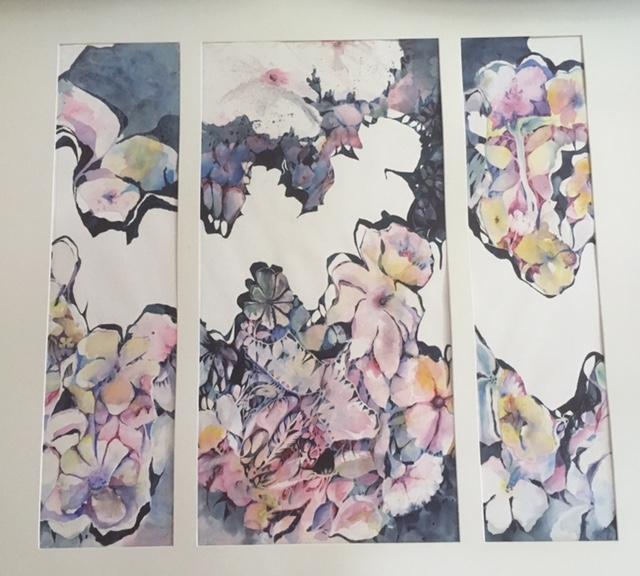floral fantasy original