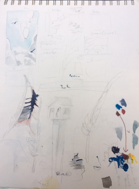 Birds study 1